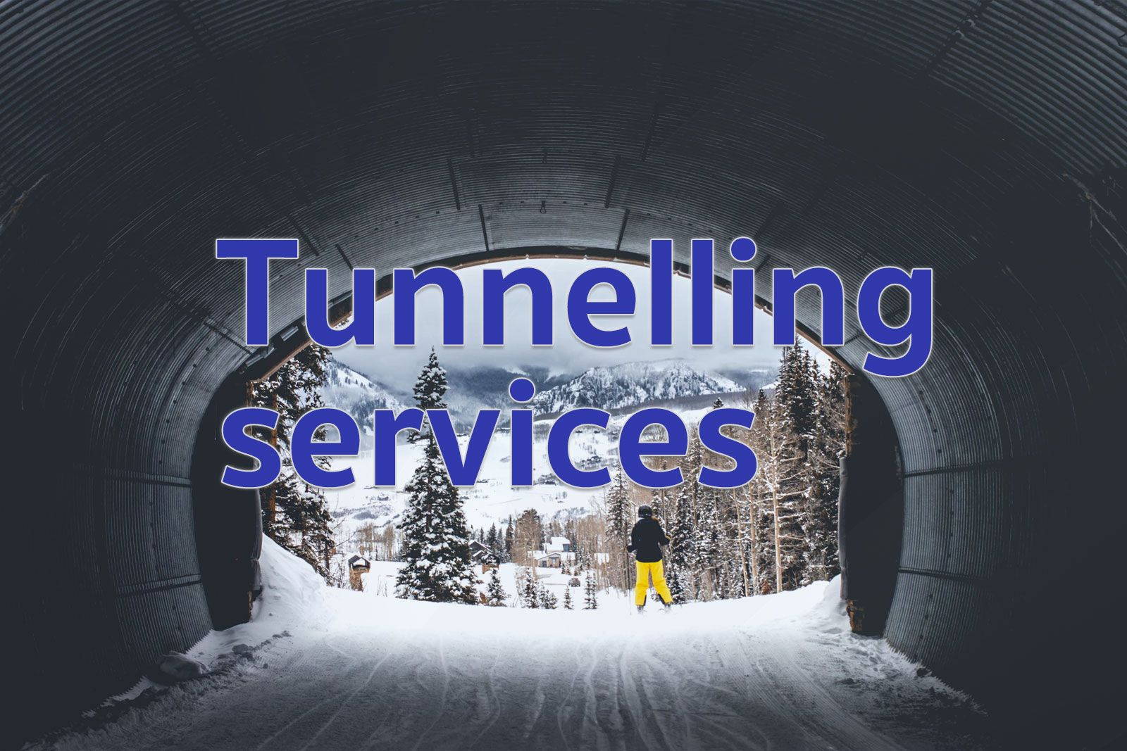 Tunnelling services